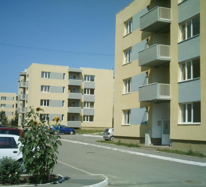 Ansamblul rezidential Dumbrava Sibiu