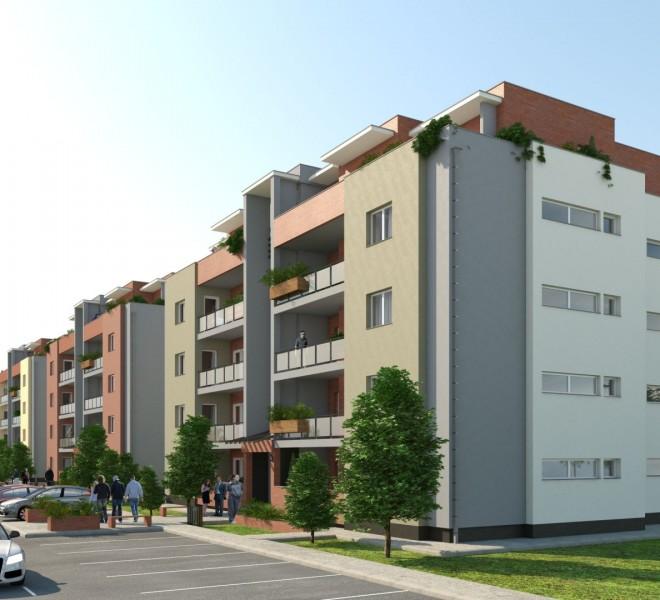 Cartierul Kogalniceanu Sibiu